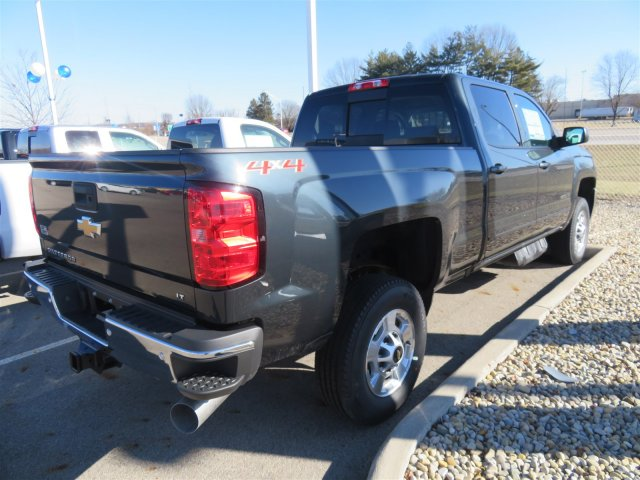 2018 Silverado 2500 Crew Cab 4x4, Pickup #D90224 - photo 5