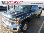 2018 Silverado 2500 Crew Cab 4x4, Pickup #D90224 - photo 1