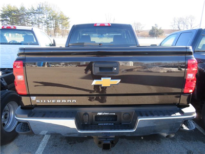 2018 Silverado 2500 Double Cab 4x4, Pickup #D90229 - photo 6