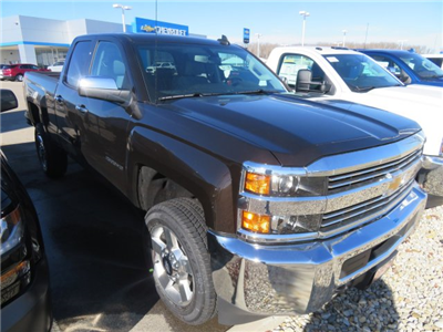 2018 Silverado 2500 Double Cab 4x4, Pickup #D90229 - photo 4