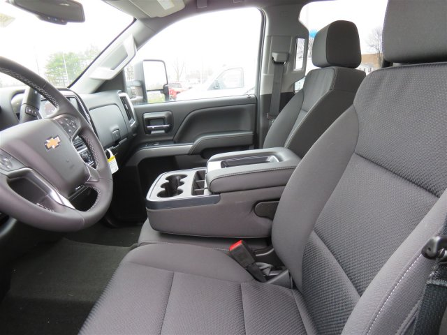 2018 Silverado 2500 Double Cab 4x4,  Pickup #D90231 - photo 10