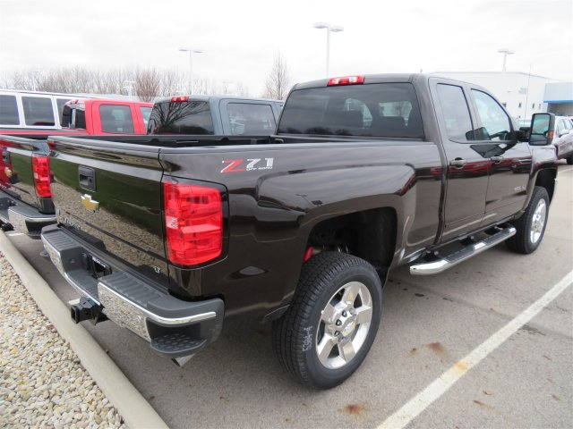 2018 Silverado 2500 Double Cab 4x4,  Pickup #D90231 - photo 5