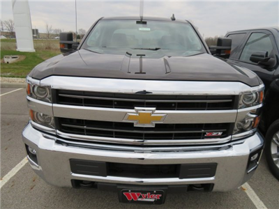 2018 Silverado 2500 Double Cab 4x4,  Pickup #D90231 - photo 3