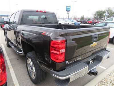 2018 Silverado 2500 Double Cab 4x4,  Pickup #D90231 - photo 2