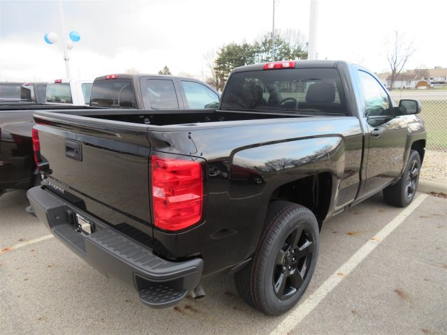 2018 Silverado 1500 Regular Cab, Pickup #D90235 - photo 5
