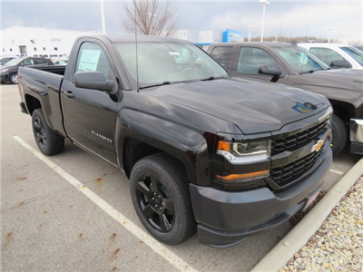 2018 Silverado 1500 Regular Cab, Pickup #D90235 - photo 4