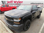 2018 Silverado 1500 Regular Cab, Pickup #D90235 - photo 1