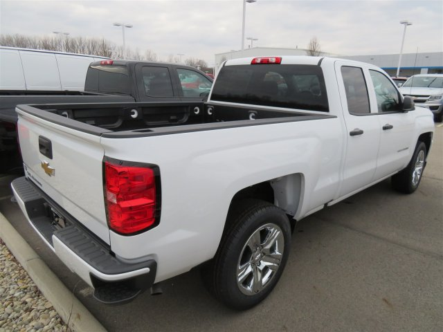 2018 Silverado 1500 Double Cab, Pickup #D90237 - photo 5