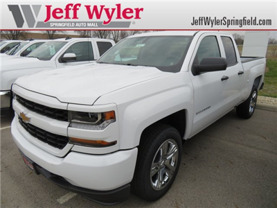 2018 Silverado 1500 Double Cab, Pickup #D90237 - photo 1