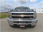 2018 Silverado 2500 Crew Cab 4x4,  Pickup #D90240 - photo 3