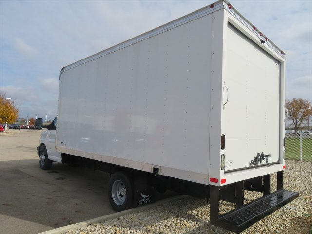 2018 Express 3500 4x2,  American Cargo by Midway Cutaway Van #D90242 - photo 2