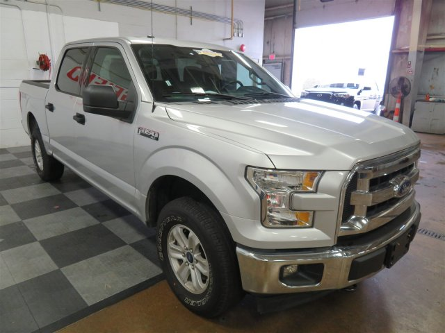 2017 F-150 Crew Cab 4x4 Pickup #DT6027 - photo 6