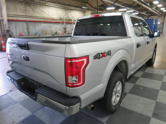 2017 F-150 Crew Cab 4x4 Pickup #DT6027 - photo 3