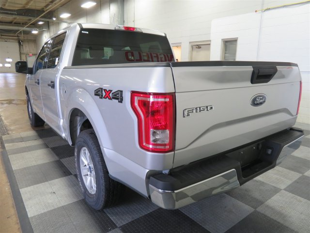 2017 F-150 Crew Cab 4x4 Pickup #DT6027 - photo 2