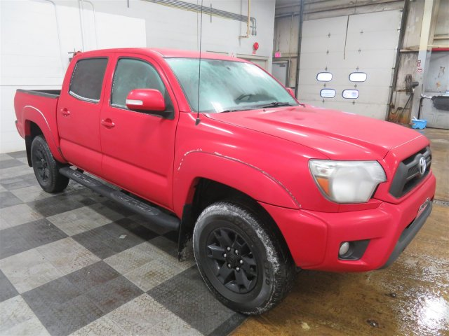 2015 Tacoma Double Cab 4x4 Pickup #DT6073A - photo 4