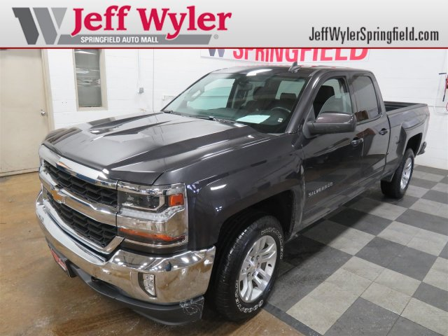 2016 Silverado 1500 Double Cab 4x4 Pickup #DT6093 - photo 1