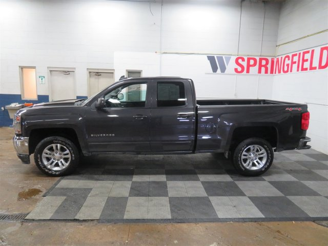 2016 Silverado 1500 Double Cab 4x4 Pickup #DT6093 - photo 8