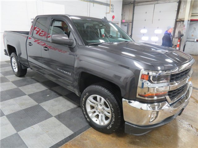 2016 Silverado 1500 Double Cab 4x4 Pickup #DT6093 - photo 4