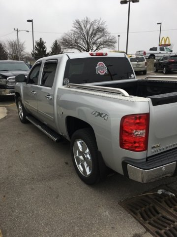 2011 Silverado 1500 Crew Cab 4x4, Pickup #DT6298 - photo 2