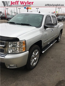 2011 Silverado 1500 Crew Cab 4x4, Pickup #DT6298 - photo 1