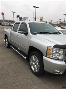 2011 Silverado 1500 Crew Cab 4x4, Pickup #DT6298 - photo 3