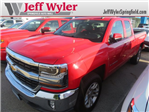 2016 Silverado 1500 Double Cab 4x4,  Pickup #DT6428 - photo 1