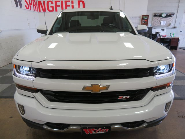 2016 Silverado 1500 Double Cab 4x4, Pickup #DT6434 - photo 3