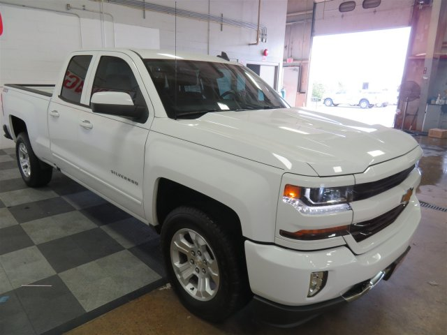 2016 Silverado 1500 Double Cab 4x4, Pickup #DT6434 - photo 5