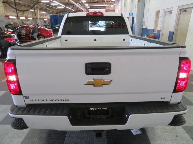 2016 Silverado 1500 Double Cab 4x4, Pickup #DT6434 - photo 4