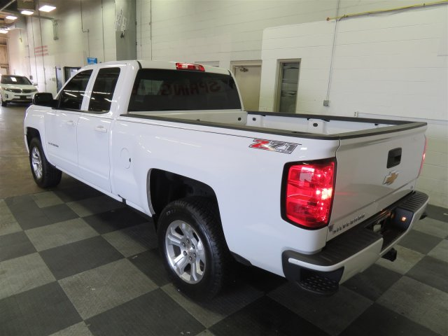 2016 Silverado 1500 Double Cab 4x4, Pickup #DT6434 - photo 2