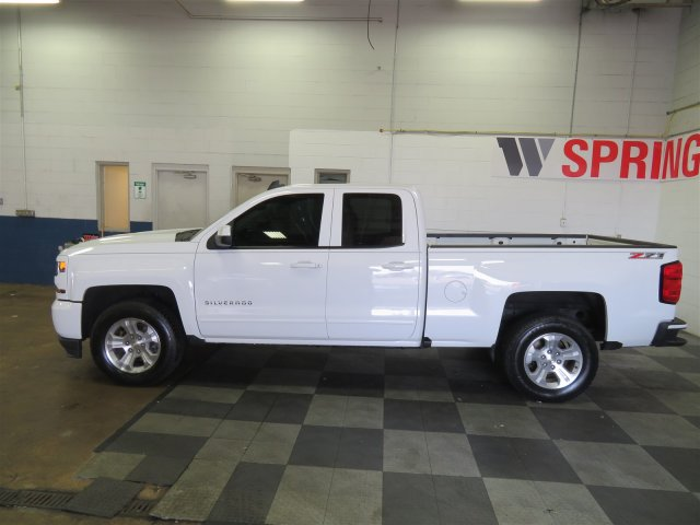 2016 Silverado 1500 Double Cab 4x4, Pickup #DT6434 - photo 7