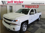 2016 Silverado 1500 Double Cab 4x4, Pickup #DT6434 - photo 1