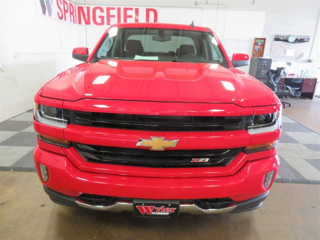 2016 Silverado 1500 Double Cab 4x4, Pickup #DT6435 - photo 3