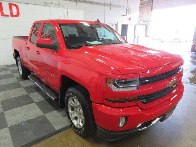 2016 Silverado 1500 Double Cab 4x4, Pickup #DT6435 - photo 5