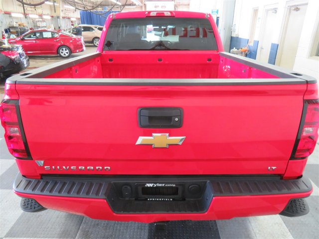 2016 Silverado 1500 Double Cab 4x4, Pickup #DT6435 - photo 4