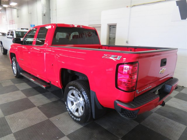 2016 Silverado 1500 Double Cab 4x4, Pickup #DT6435 - photo 2