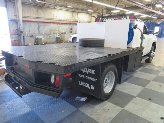 2017 Silverado 3500 Regular Cab DRW, Platform Body #DT6457 - photo 2