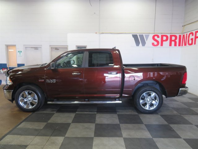 2015 Ram 1500 Crew Cab 4x4, Pickup #DT6459 - photo 8
