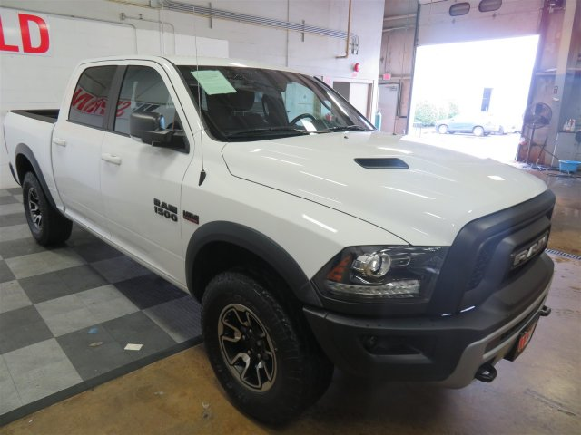 2016 Ram 1500 Crew Cab 4x4, Pickup #DT6467 - photo 4