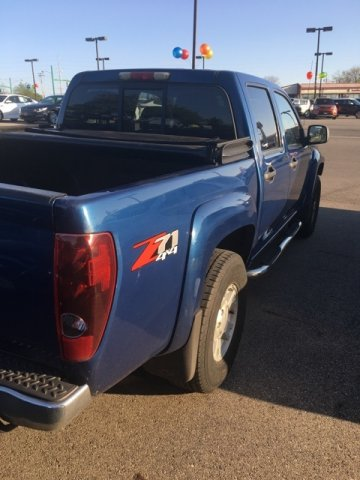 2006 Colorado Crew Cab 4x4, Pickup #DT6470A - photo 4