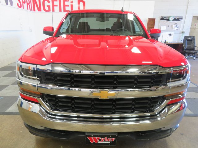 2018 Silverado 1500 Double Cab 4x4,  Pickup #DT6520 - photo 3
