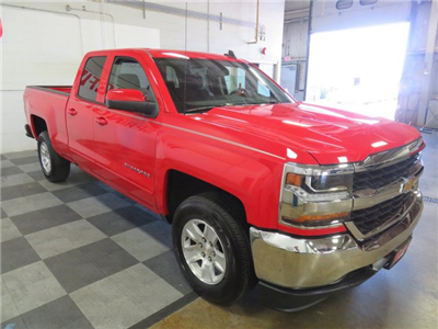 2018 Silverado 1500 Double Cab 4x4,  Pickup #DT6520 - photo 4