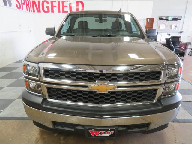 2015 Silverado 1500 Regular Cab 4x2,  Pickup #DT6571 - photo 3