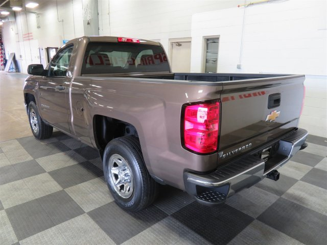 2015 Silverado 1500 Regular Cab 4x2,  Pickup #DT6571 - photo 2