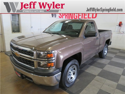 2015 Silverado 1500 Regular Cab 4x2,  Pickup #DT6571 - photo 1