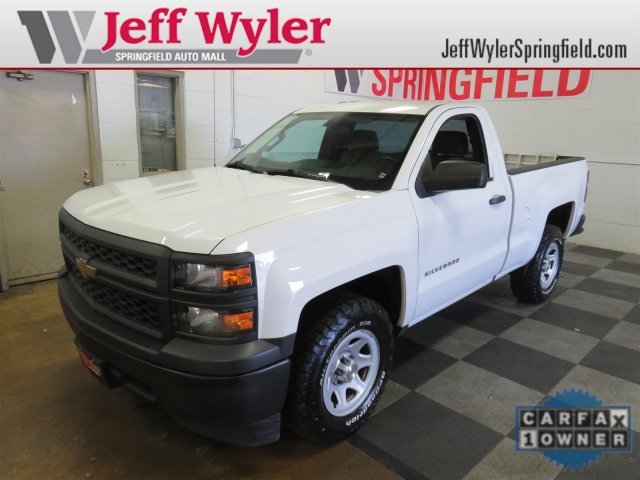 2015 Silverado 1500 Regular Cab 4x2,  Pickup #E70667B - photo 1