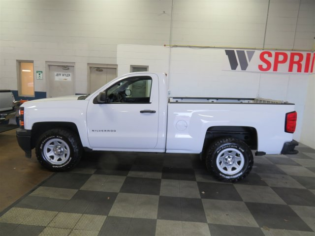 2015 Silverado 1500 Regular Cab 4x2,  Pickup #E70667B - photo 7