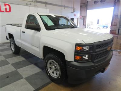 2015 Silverado 1500 Regular Cab 4x2,  Pickup #E70667B - photo 4