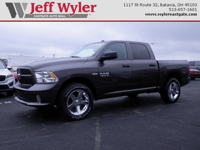 2017 Ram 1500 Crew Cab 4x4 Pickup #A29239 - photo 1
