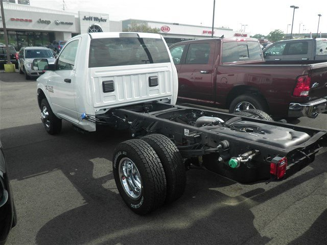 2016 Ram 3500 Regular Cab DRW 4x4, Cab Chassis #A29372 - photo 2